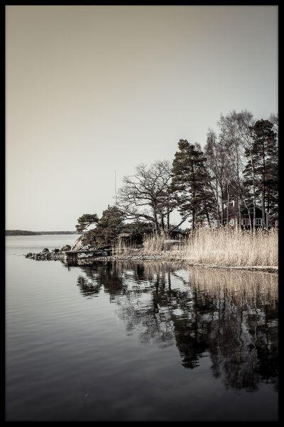 Stockholm Archipelago Poster