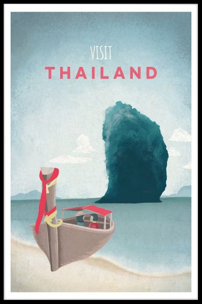 Visit Thailand Poster