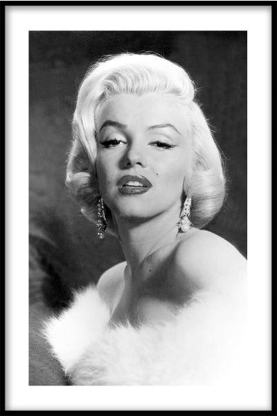Marilyn Monroe N02 Poster