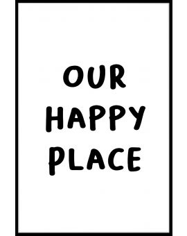 Our Happy Place Poster