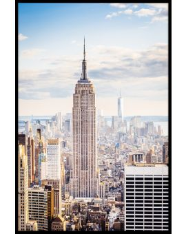 New York City N03 Poster
