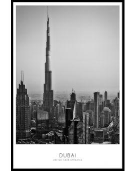 Dubai UAE Poster
