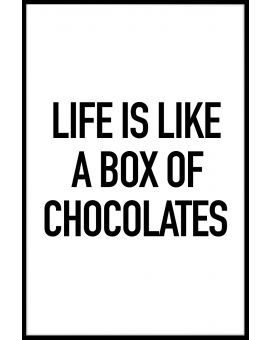 Box Of Chocolates Poster