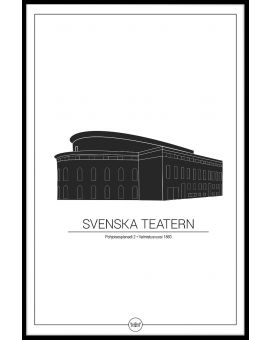 Svenska Teatern Helsinki Poster
