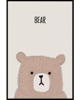 Bear Kids Poster