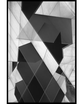 Building Abstract N03 Poster