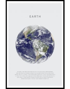 Earth Poster