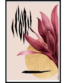 Matisse Plants N04 Poster